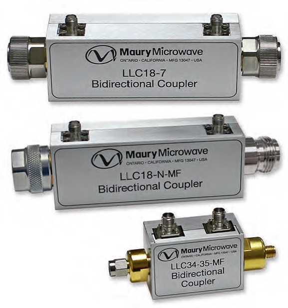 Low Loss Couplers Models