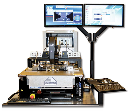 MT1000 and MT2000 On-Wafer Production Test Systems