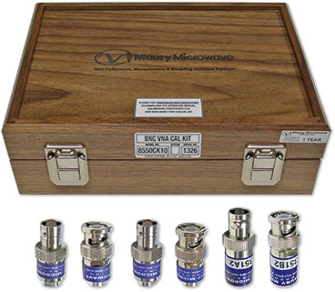 50ohm BNC Calibration Kits   Precision Calibration Solutions   Maury