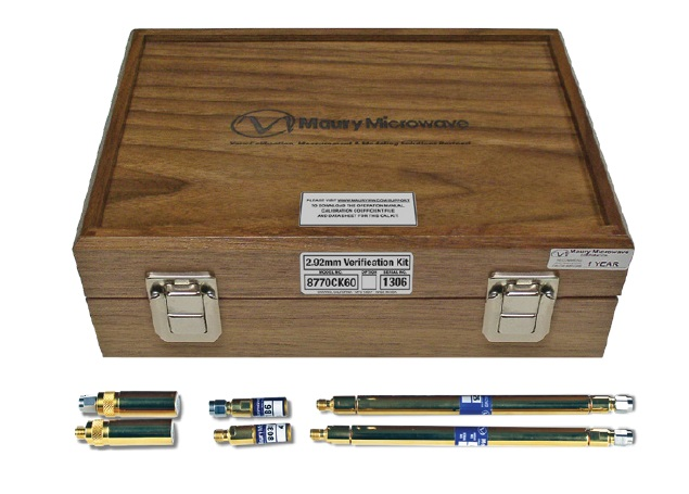 VNA Verification Kits   Precision Calibration Solutions   Maury