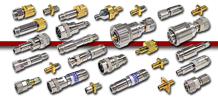 Calibration-Grade (Metrology) Adapters