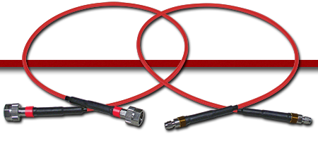 StabilityBench™ Microwave/RF Cable Assemblies