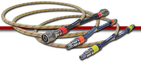 StabilityPlus™ Microwave/RF Cable Assemblies
