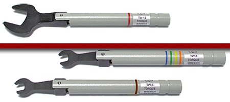TW-series Torque Wrenches